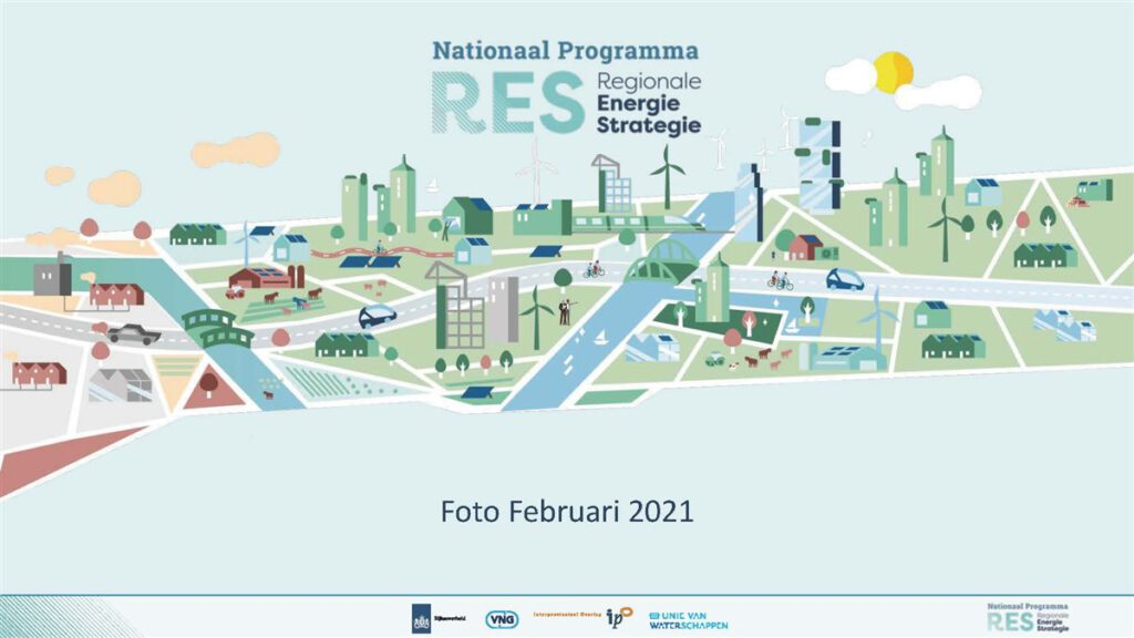 RES Regionale Energie Transitie